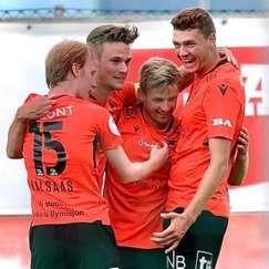 Åsane Fotball - Sogndal