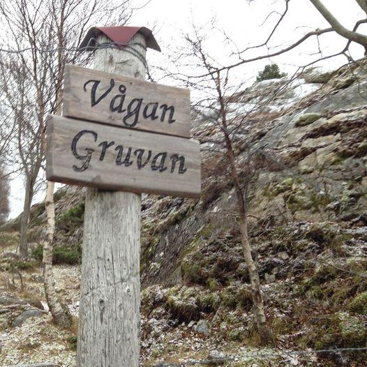 Gruvan på Kjølsøya, Glørstad.