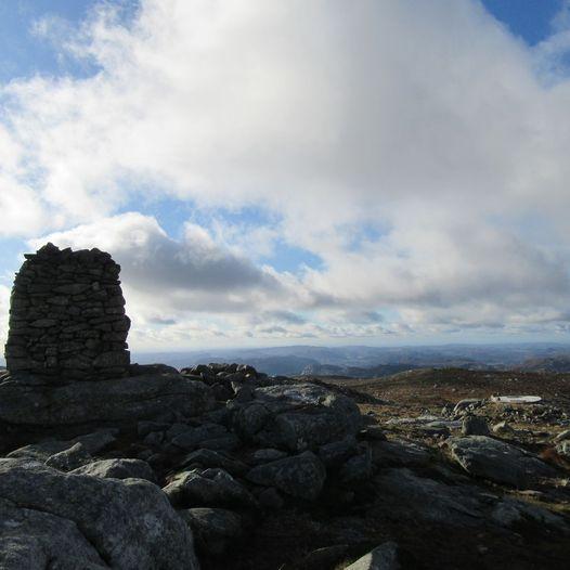 Skykula - På Bjerkreimsheienes tak