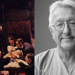 Et medisinsk skråblikk på billedkunst og kirurgi