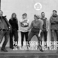 PAAL NILSSEN-LOVE CIRCUS