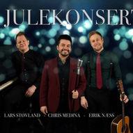 En Julekonsert med Chris Medina, Eirik Næss & Lars Støvland // Harstad Kirke