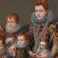 Kvinnekunst: Klassisismen i Vest-Europa