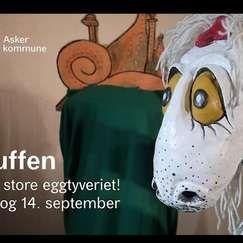 Ruffen 14. september // Asker Kulturhus