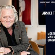 Nordic Light Festival - Ansikt til Ansikt. Morten Krogvold møter Gunnar Danbolt