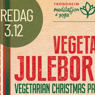 Vegetar Julebord 3. Desember