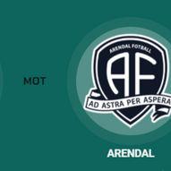 FK MANDALSKAMERATENE - ARENDAL  1 runde NM