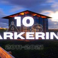 10 års markering av Steilneset Minnested