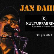 Jan Dahlen band - Kulturfabrikken