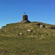 Teigen - Langfjell, via Bergevarden