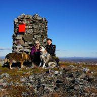 Fottur til Svanefjell - Njukčagáisá 499 moh. i Tana kommune