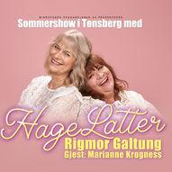 HageLatter - Årets sommershow i Tønsberg