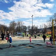 Lekeparken i Drammen
