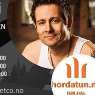 Påskekonsert med PLUMBO vokalist Lars Erik Blokkhus - Hordatun Hotel