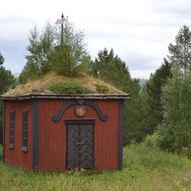 Røros - Galåen - Hånesåsen - Røros