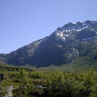 Gullsteinvollen til Trollstua