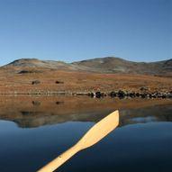 Ljosanbotn (Mjølfjell) til Grindaflethytta