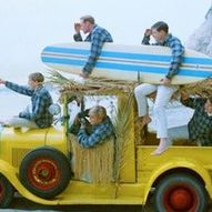 The Beach Boys - Flyttet til 18.06.2021