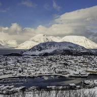 JuleSPREK: Stussnesfjellet, gapahuken