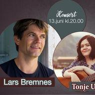 Konsert Lars Bremnes & Tonje Undstad - Jæren viseklubb