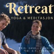 Retreat med Yoga & Meditasjon