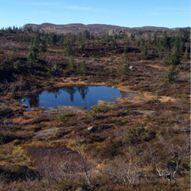 Sundstøyl - Kurteisvatn - Morstøyl