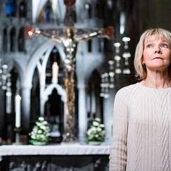 Dømt til evig fortapelse - Wenche Strømdahl & Petra Bjørkhaug - Bergen kirkeautunnale IKON