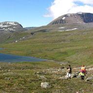 Norddalen/Gáranassuorgi