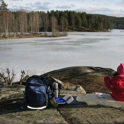 Nøklevann rundt - holdeplasstur Oslo
