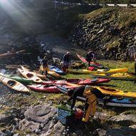 Norddalsfjord - gamle ferjekai