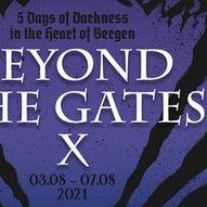 Saturday ticket - Beyond the Gates: Uprising