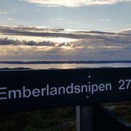 Emberlandsnipen 271moh fra Emberland