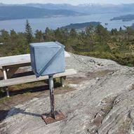 Kolåsfjellet på Lindås