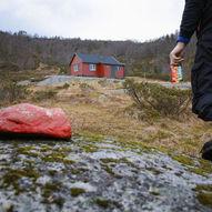 Breistølshytta frå Strandvik