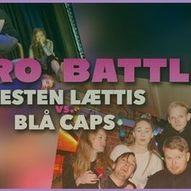 Impro Battle: Nesten Lættis vs. Blå Caps