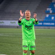 Obos-ligaen runde 14  Sandnes Ulf - Strømmen 18 august