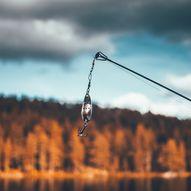 Fisketur til Jårbbåjávrre.