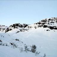 Vårskitur i Røldalsfjellet