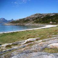 Strandtur til Auvika