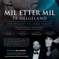 Mil etter mil på Helgeland