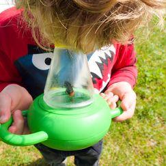 Småkrypsafari - Utforsk naturen med barna