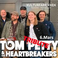 Tom Petty Tribute  Lørdag 06.03