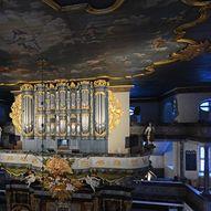 Historisk orgelkonsert