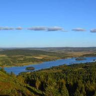 Rundtur Våsdalsknappen og Skjenfjellet