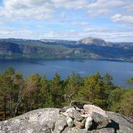 Nordabergfjellet (rundtur) fra Sandnes Hyttegrend