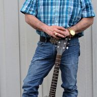 Jaktekaia//Keith Austin & the norwegian 2 - support Arendal Bluesband -