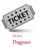 NL2021 Dagspass  fredag 22.okt.