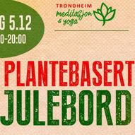 Plantebasert Julebord - Lørdag 5. desember 2020