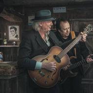 The Bills - Bill Booth og Bill Troiani - Bluesweekend Kulturfabrikken