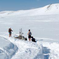 Skitur Hovden - Haukelifjell